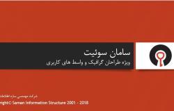 رویداد آموزشی آشنایی با زیرساخت ها و امکانات سامان سوئیت ویژه طراحان گرافیک و واسط های کاربری